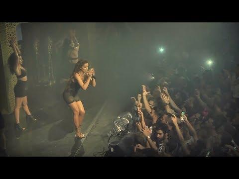 Eleni Foureira Live in ISRAEL 2018 - Fuego, Golden Boy, Caramela, Ti Koitas Ελενη Φουρεϊρα אלני