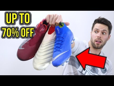 BLACK FRIDAY 2018 SOCCER CLEAT SALES HAVE STARTED!