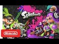 Wii U - Splatoon E3 2014 Announcement Trailer