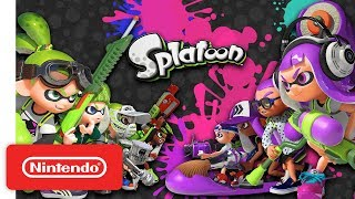 E3 2014 - Teaser Trailer for Splatoon - dooclip.me