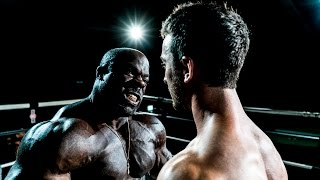 Bodybuilder VS  B-Boy