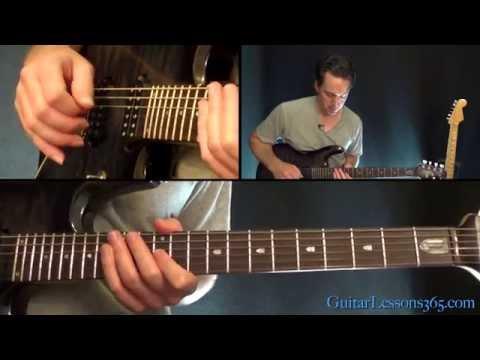 Free Bird Guitar Solo Lesson - Lynyrd Skynyrd - Part 3