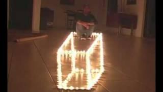 Мир Иллюзий, Иллюзия со свечками