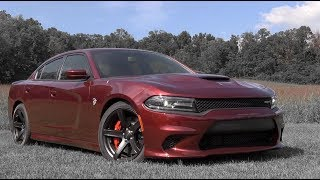 2018 Dodge Charger SRT Hellcat: Review
