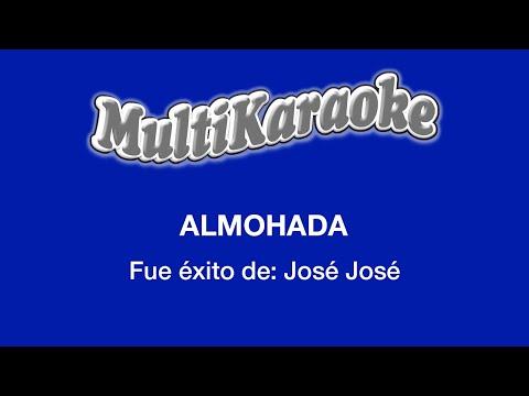 Almohada José José