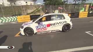 TCR_International_Series - Macau2015 Race 1 Full Race