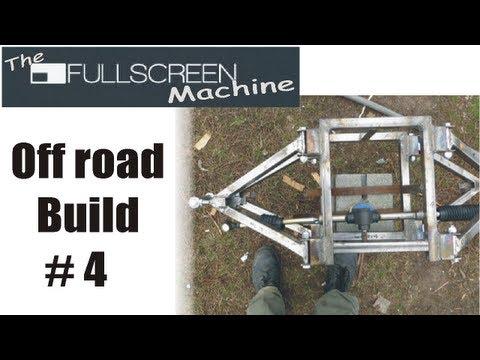 , title : '█ Go Kart A-arms Solution ( The Fullscreen Machine )