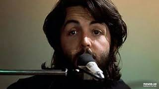 Paul McCartney - Oh! Darling (Beatles earliest version)
