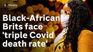 Coronavirus deaths 'disproportionately high' for black and ethnic minority people