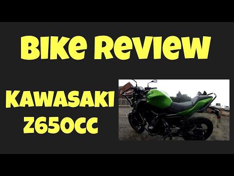 Training –  School – Bike – Review – Kawasaki – Z650cc – DAS – Northwich