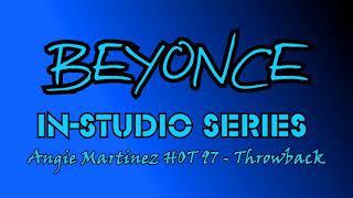 Beyonce In-Studio Series w/Angie Martinez (2006)