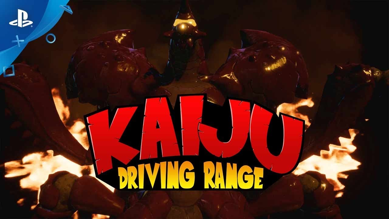 Kaiju Driving Range Coming to PS VR as a Free Add-on for 100ft Robot Golf