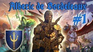 Alberic de Bordeleaux Mortal Empires Campaign #1   THE KNIGHTS OF BRETONNIA