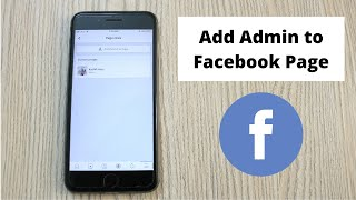 How to Add Admin on Facebook Page Mobile (2021)