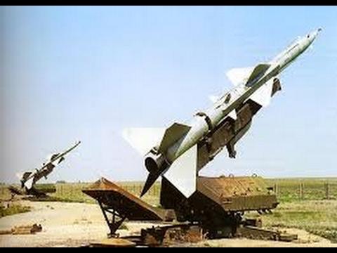 Самый первый советский ЗРК С-25   The first Soviet s-25