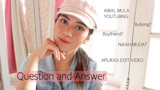 APLIKASI EDIT VIDEO, AWAL YOUTUBE, BOYFRIEND (Question and Answer 2) Video thumbnail