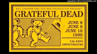 """Grateful Dead - """"Queen Jane Approximately"""" (Cal Expo, 6/8/90)"""