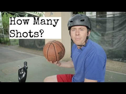 Dude Perfect World Record | How Many Shots Missed?