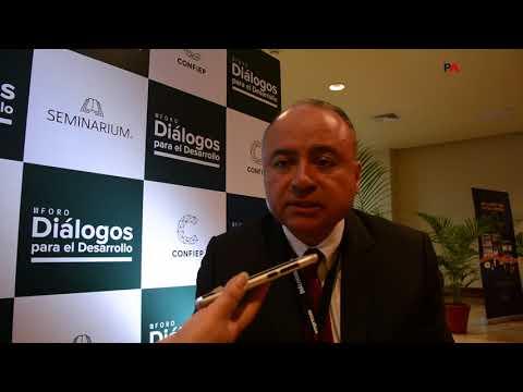 Victor Gobitz III Foro de Diálogos para el desarrollo
