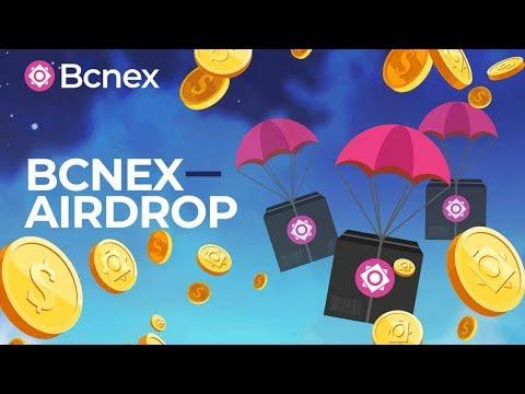 Ganhe ~R$100 Reais de Graça em XRP no Airdrop da Exchange Bcnex. Acaba em poucos dias Corre !