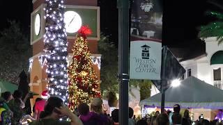 Town Center Tree Lighting