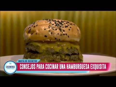 El secreto de la hamburguesa