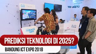 Bandung ICT Expo (Digital Technology Prediction 2025)