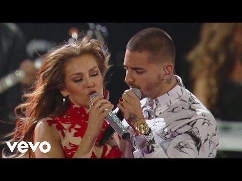 Thalia Ft Maluma-Desde Esa Noche
