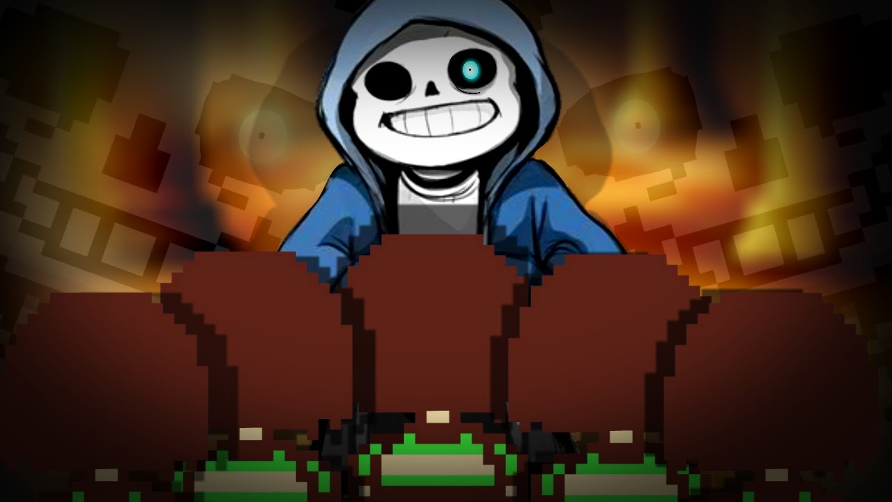 SANS    CAN HE BEAT THE CHARA ARMY!?   Deadtale (Undertale