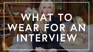5 Trik Berbusana Rapi dan Stylish Untuk Wawancara Kerja