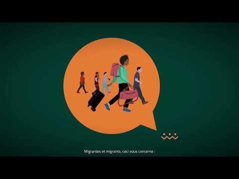 Migrant-es et réfugié-es: Voici les services et les soins mis à votre disposition