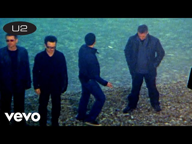 Stuck In A Moment - U2