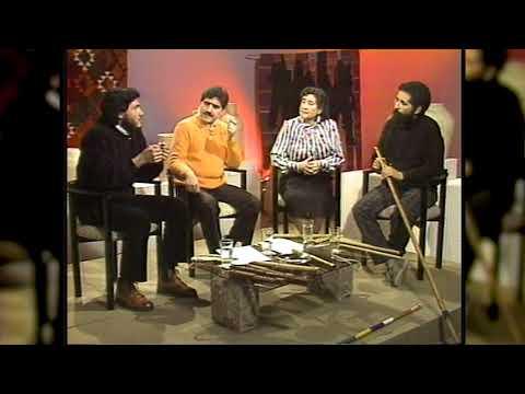 """video Visión musical de Chile cap 7 """"Nuestro canto"""" año 1988"""
