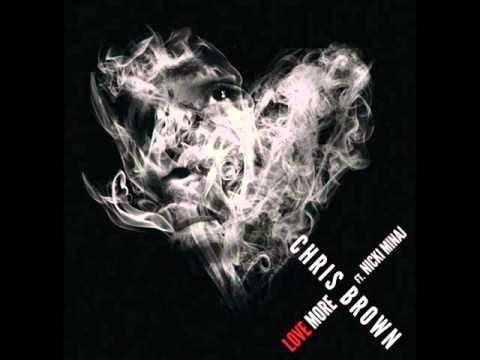 Chris Brown Ft. Nicki Minaj - Love More (Instrumental)