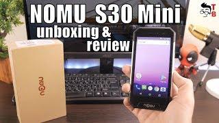Смартфон Nomu S30 Mini 3/32GB Grey от компании Cthp - видео 2