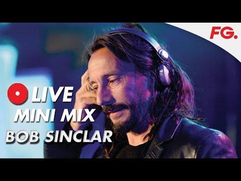 BOB SINCLAR   LIVE MIX   RADIO FG