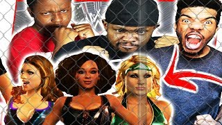 SWITCHING THINGS UP! DIVAS GOING AT IT IN A CAGE! - WWE SMACKDOWN VS RAW 2011 | #Throwback Thursday