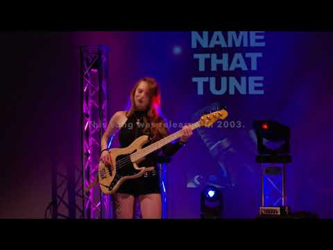 Courtney back with more bass