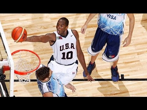 Download Argentina Vs USA 2007 FIBA Americas Basketball Championship Quarter Final Round FULL GAME English HD Mp4 3GP Video and MP3
