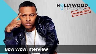 Bow Wow Talks Dating Kim Kardashian, Erica Mena & #BowWowChallenge Hollywood Unlocked [UNCENSORED]