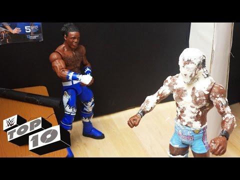 Funniest Moments in WWE EWW: WWE Top 10