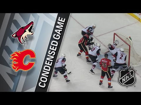 11/30/17 Condensed Game: Coyotes @ Flames