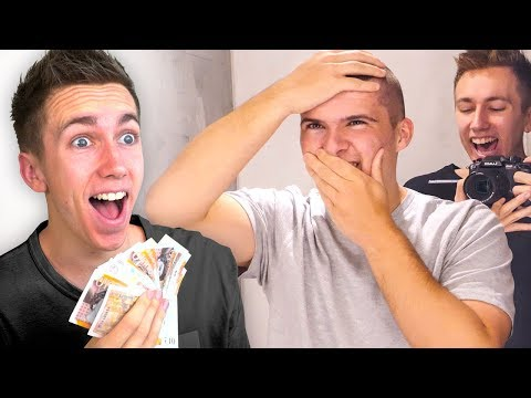 I PAID HIM £1000 TO DO THIS! (SHOCKING)