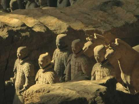 chinese concubines buried alive