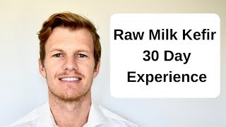 I Drank Raw Milk Kefir For 30 Days | Heres What Happened