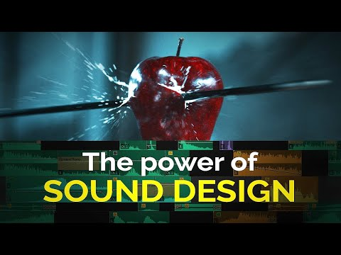 How To SOUND DESIGN | Step by step tutorial