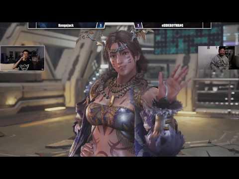 Tekken 7 - Kongojack (Marduk) vs eDDIEBOYMANG (Julia)