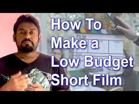 Learn How To Make a Low and Small Budget Independent Short Film in Bengali - Tips and Advice