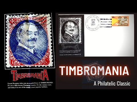 Timbromania-The History of Stamp Collecting Circa 1979