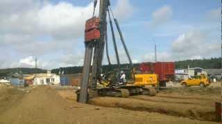 preview picture of video 'Motorvej gennem silkeborg'